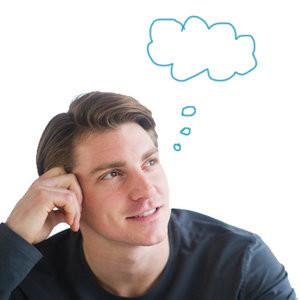 man-thinking