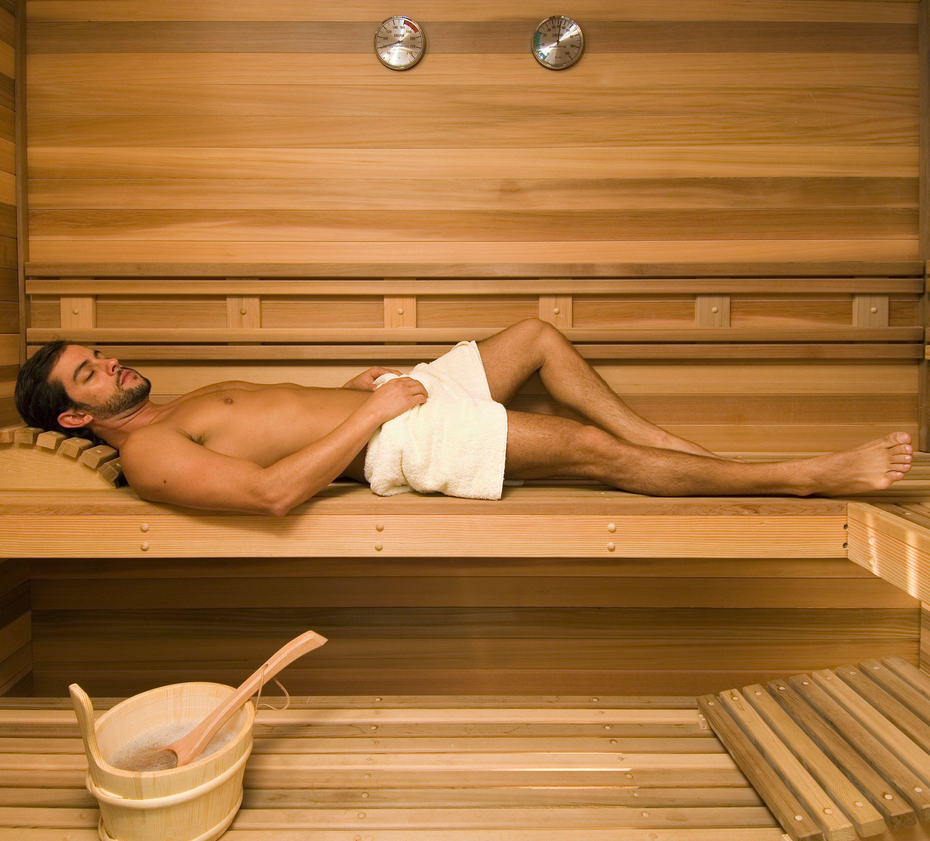 В бане фото сауне